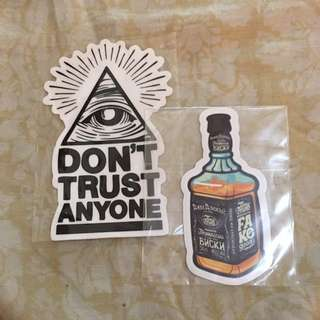 Stickers From SG