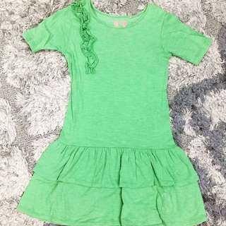 Cotton On Kids Green Tops size 7