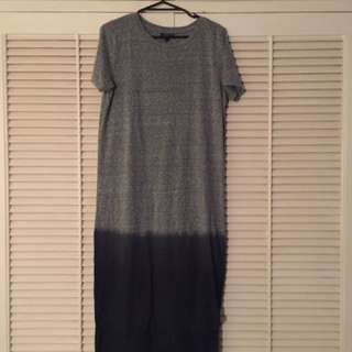 Topshop T-shirt Dress