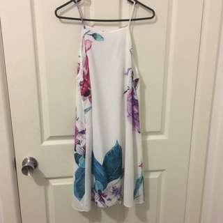 White Closet Dress