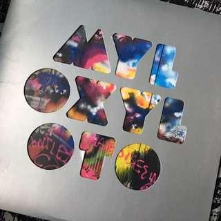 Coldplay Mylo Xyloto Vinyl