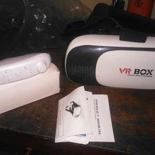 Vr Box 2 Plus Joystick
