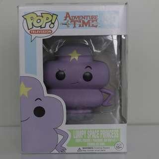 Adventure Time Lumpy Space Princess Bobble figure