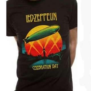 Led Zeppelin Tshirt Size XXL