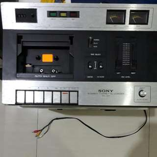 Sony Tape Tc117