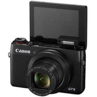 Canon G7x Premium Compact Camera