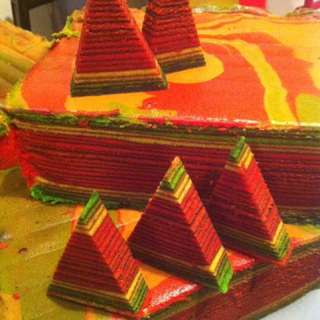 Kek Lapis Sarawak Mambo