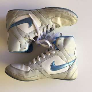 Nike High Tops 38.5 UK5