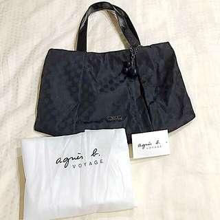 agnes b Voyage Tote Bag