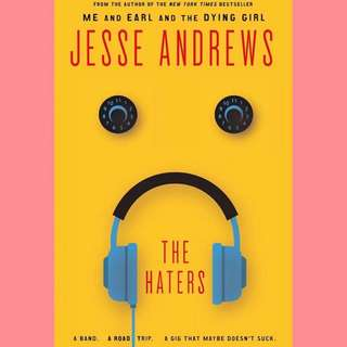 The Haters By Jesse Andrews (ebook)