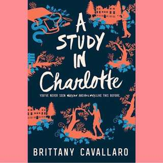 A Study In Charlotte By Brittany Cavallaro (ebook)
