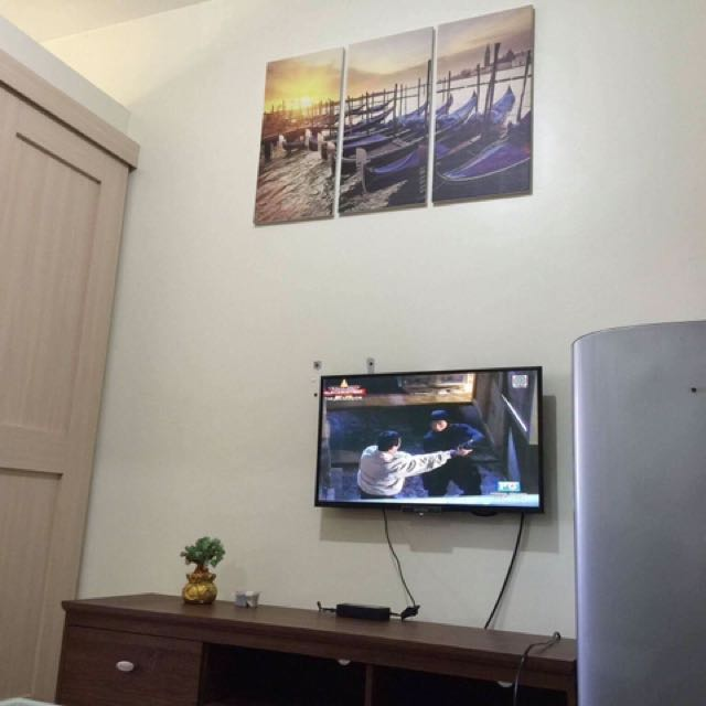 1-BR Condo Unit At Fields Residences Sucat
