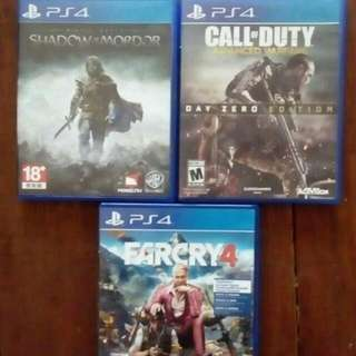 Ps4 Used Game