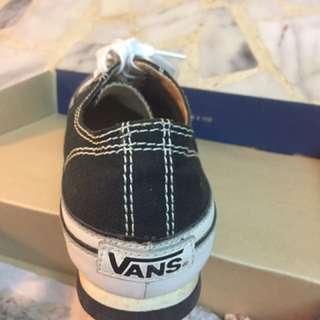 Vans 牛津鞋 Us 9