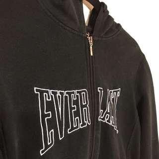 Black Everlast Hoodie