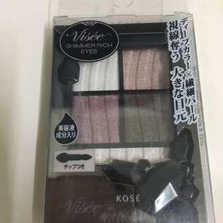VISEE 深邃晶耀眼影盒 Pk4