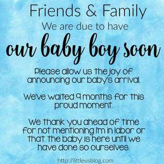 WTB: Baby boy stuff. message me.