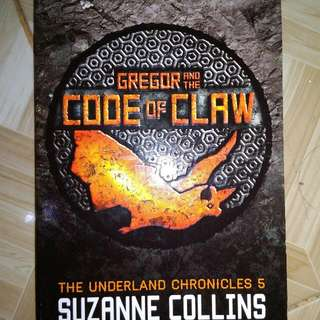 (ENG)The Underland Chronicles: Gregor and the Code of Claw