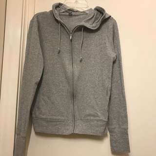 Uniqlo Gray Jacket
