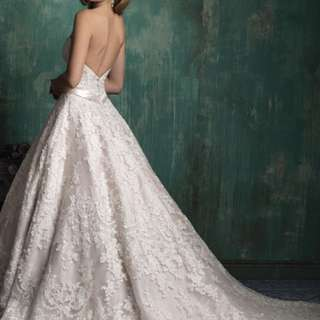 Beautiful Allure Bridal Gown 2016