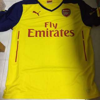 Authentic Arsenal 14/15 Away Nike Jersey