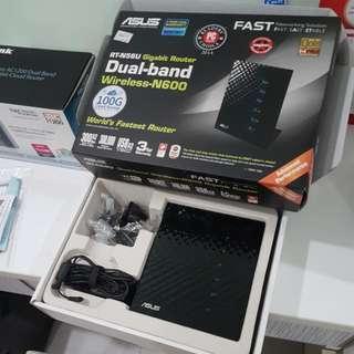 Asus RTN56u Dual-band Wireless N600