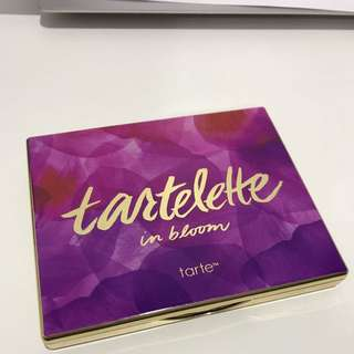 Tarte Tartelette In Bloom Eye Shadow Palette