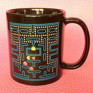Pac-Man 12oz. Heat Reactive Mug