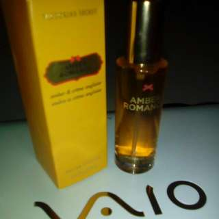 Eau De Toillete Victoria Secret Amber Romance 30ml