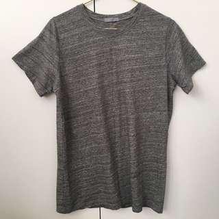 Charcoal grey marle tshirt