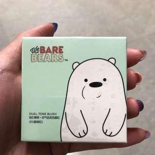 Original Dual Tone Blush (We Bare Bears)
