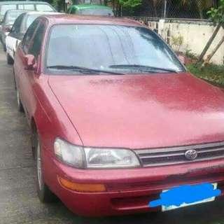 Toyota Corolla 95 xl