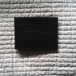 Cole Haan Black Wallet