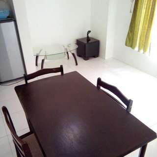 1BR Condo For Rent KAPITOLYO PASIG