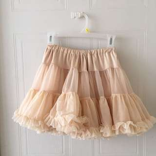American apparel Tutu Skirt