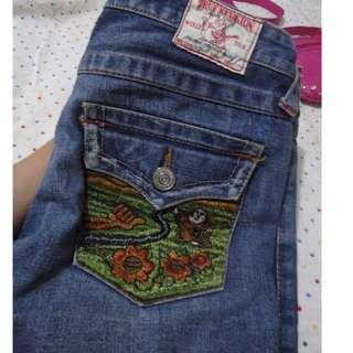 REPRICED!! True Religion Pants