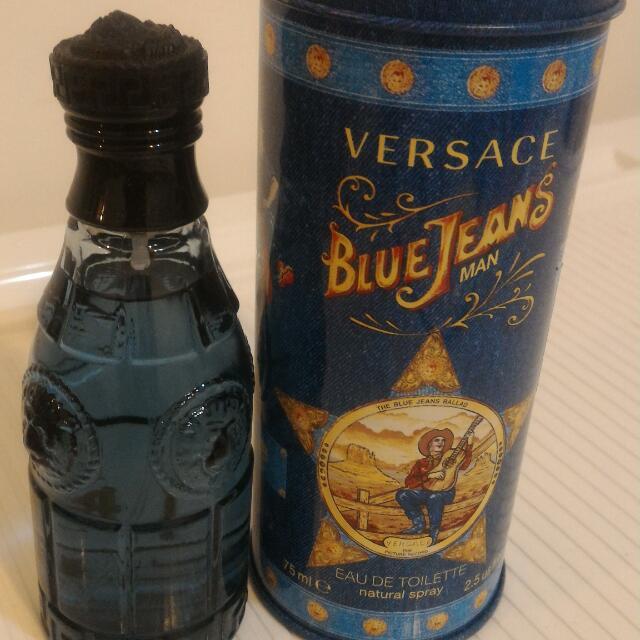 凡賽斯藍可樂香水