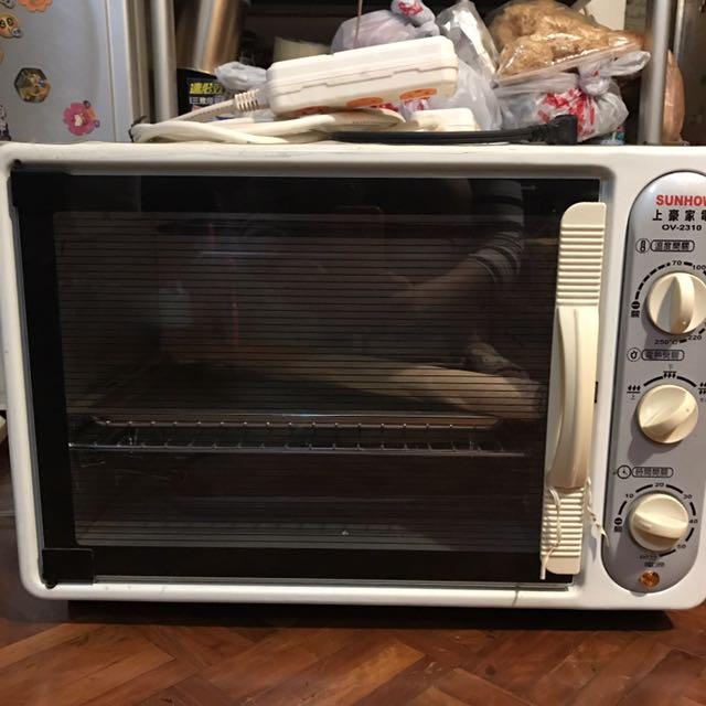 上豪家電 烤箱
