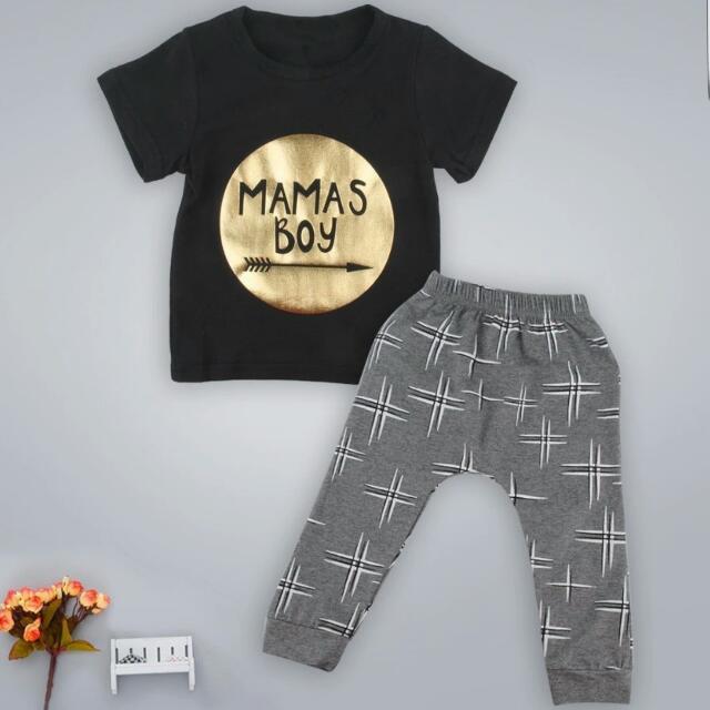 *Brand New* Boys T Shirt & Pants Set