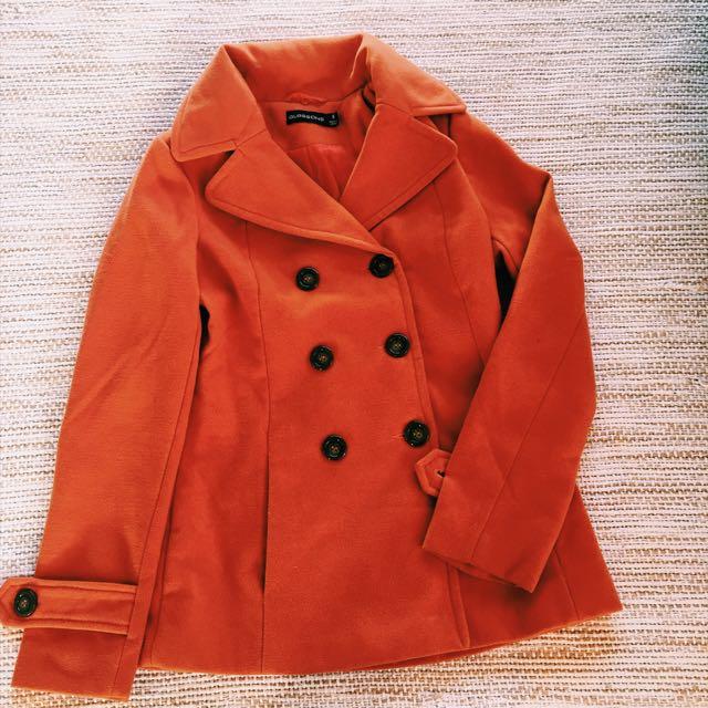 A Cheerful Winter Coat