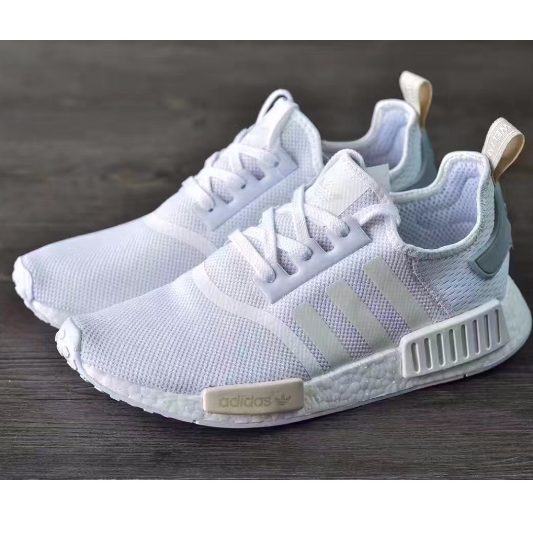 816e927a066dc ... coupon code adidas nmd white tactile green r1 mens fashion footwear on  carousell 5a53f d9879 official the best discount ...