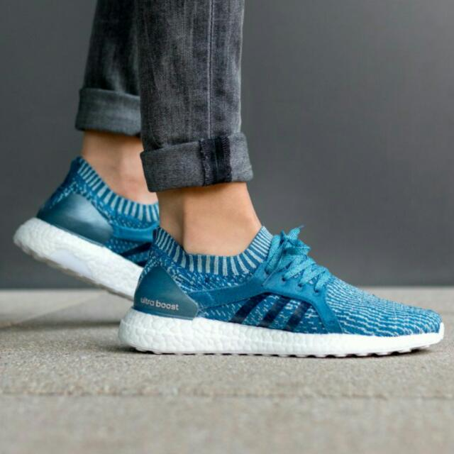 best loved 0f9ab 4061c Adidas Ultra Boost W x Parley, Women's Fashion, Shoes on ...