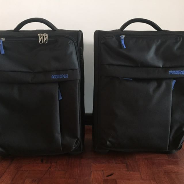 American Tourister Carry-On Luggage