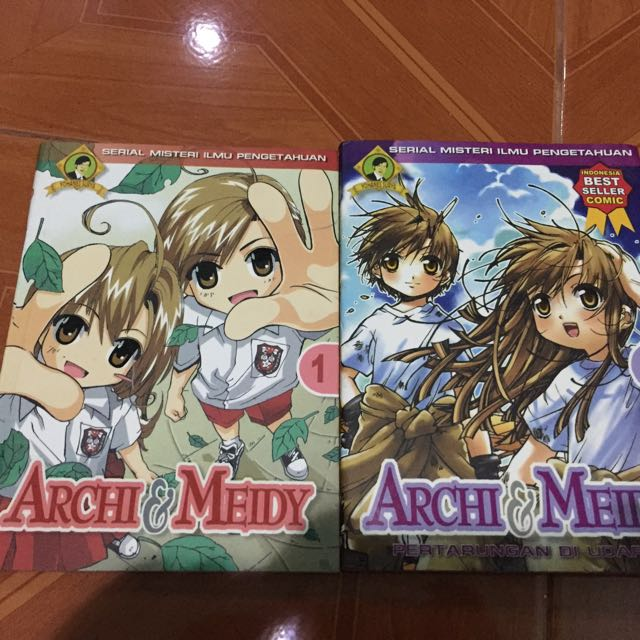 Archi dan Meidy