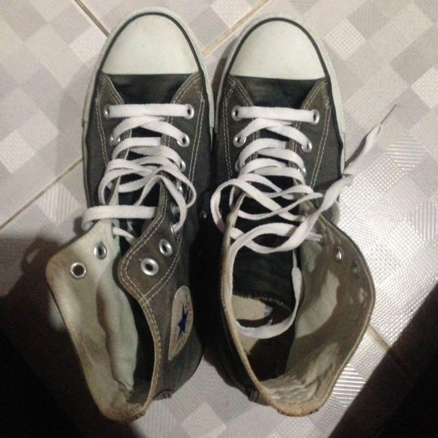 Authentic Highcut Converse