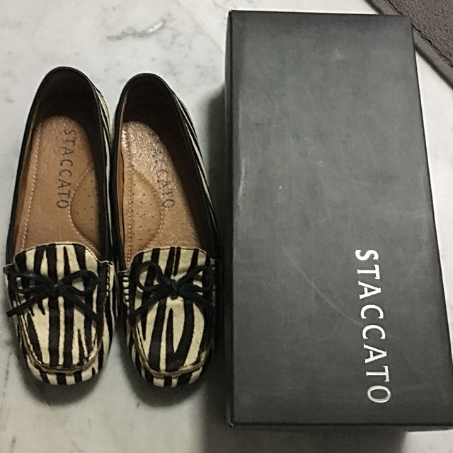 Authentic Staccato Leather Shoes