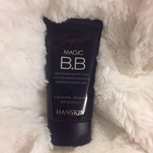 BB Cream From Korea