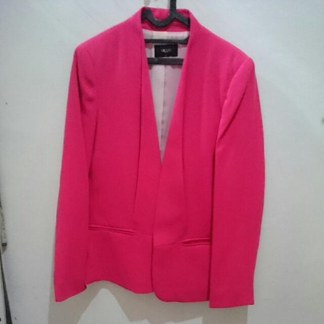 Blazer Pink Tosca G2ooo (bonus Dress)
