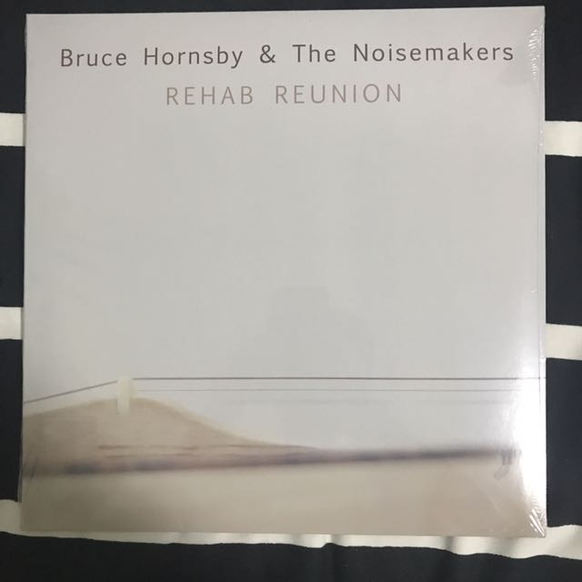 *BRAND NEW/SEALED* - Bruce Hornsby & The Noisemakers - Rehab Reunion