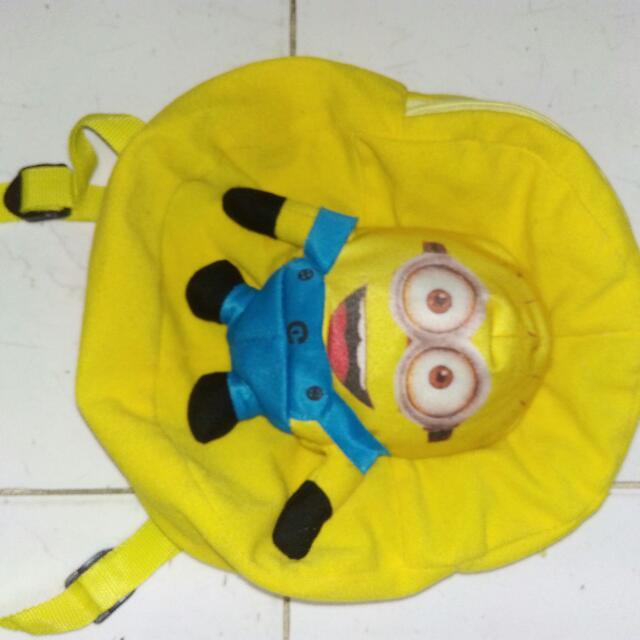 Character Bag (Spongebob)
